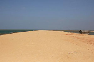 CHILAW SAND SPITS